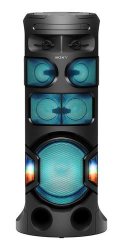 sony sistema de audio en casa con bluetooth mhc-v81d