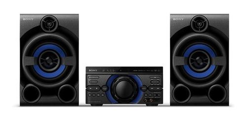 sony sistema de audio en casa con dvd  mhc-m40d