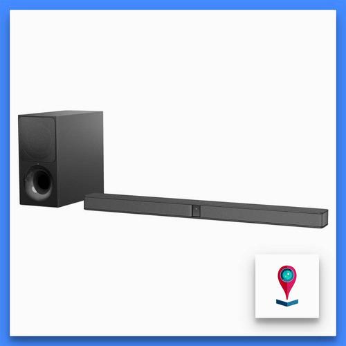 sony sony ht-ct290 barra de sonido 300w 2.1ch hdmi optico