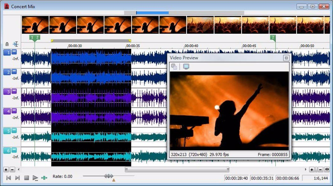 serial para sony sound forge pro 10.0