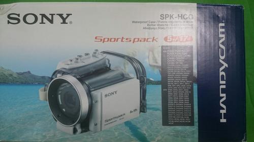 sony sports pack para filmagem mergulho