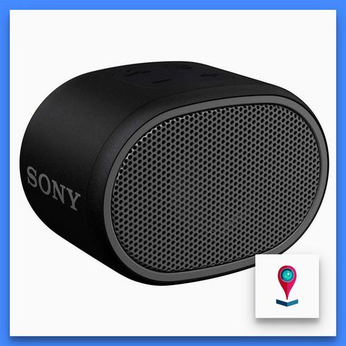 sony srs-xb01 parlante inalambrico portatil resiste agua bt!