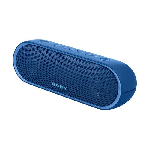 sony - srs-xb20 - parlante bluetooth inalámbrico (azul)