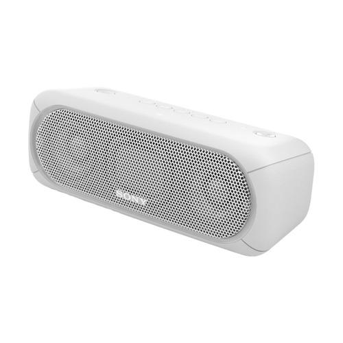 sony - srs-xb30 - parlante bluetooth inalámbrico blanco