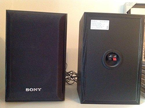 sony ss-b1000 altavoces estantería de 5-1 / 4 pulgadas 120