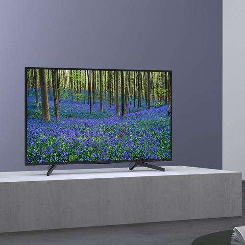 sony tv 49  led 4k ultra hd con hdr smart tv kd-49x725f