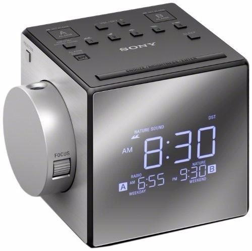sony usb radio reloj despertador icfc1pj +envio gratis
