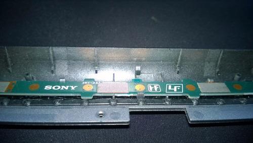 sony vaio pcg-5n3p painel régua multimidia