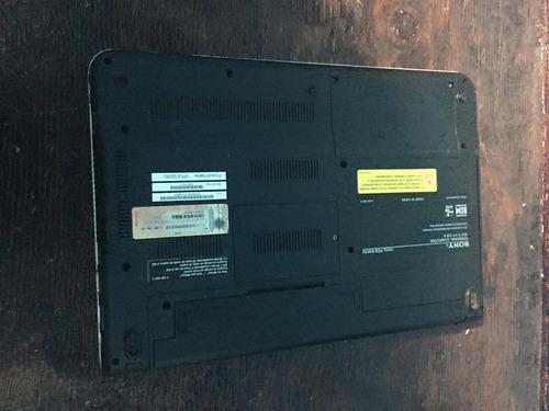 sony vaio pcg-61a11u i3,4 gb, 500 gb hdd, piezas