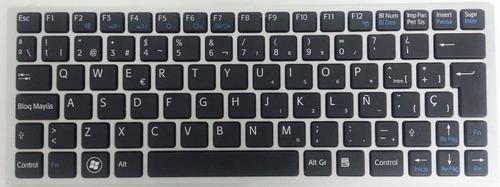 sony vaio teclado