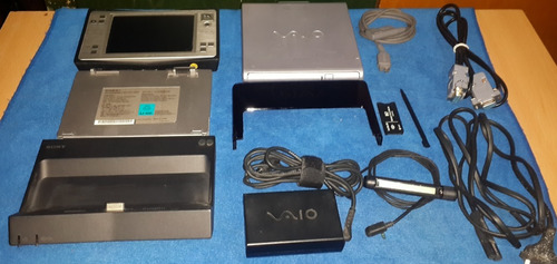 sony vaio vgn-u70p micro pc palmtop made in japan! unica!