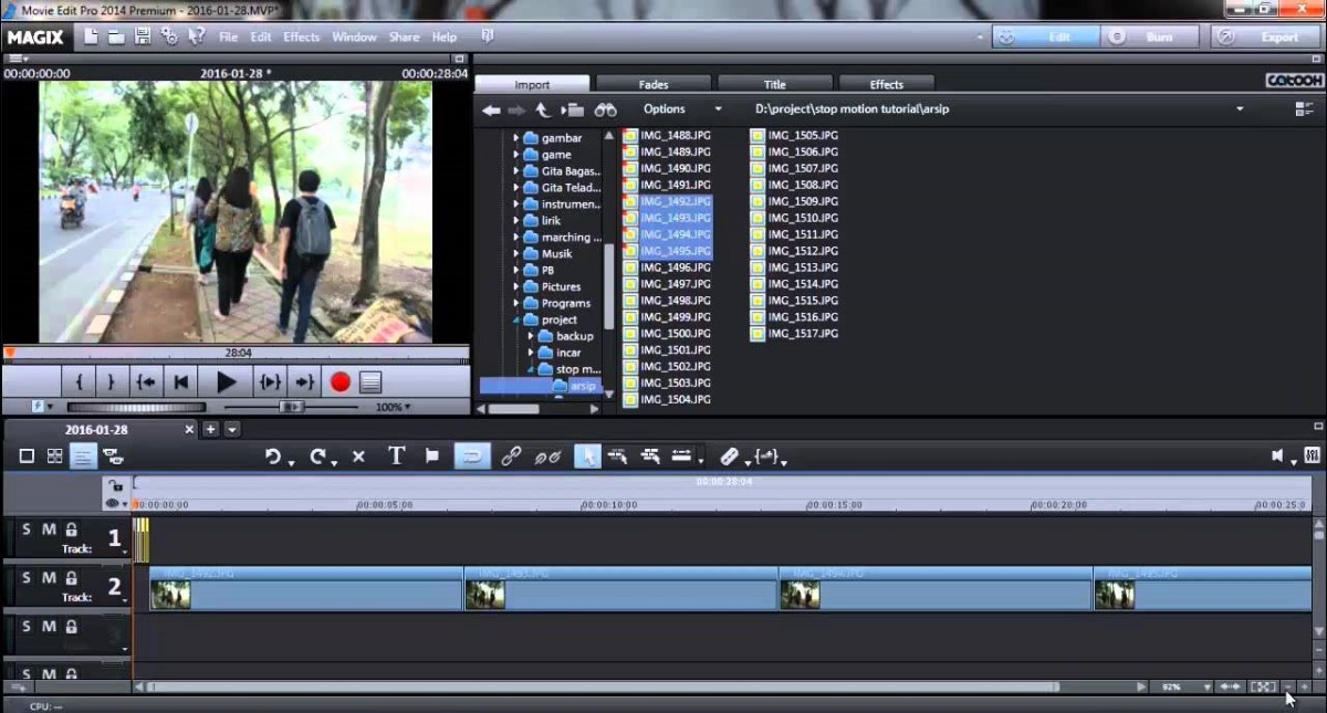 sony vegas movie studio platinum 13.0