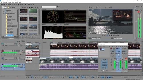 sony vegas pro 14 + licencia original - editor de videos