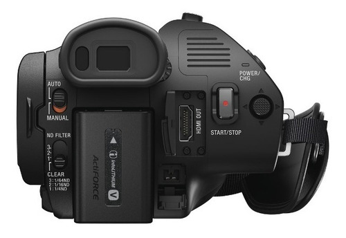 sony videocámara 4k hdr fdr-ax700