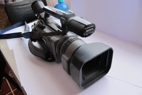 sony videocamara dcr-vx2100 profesional 3ccd  handycam