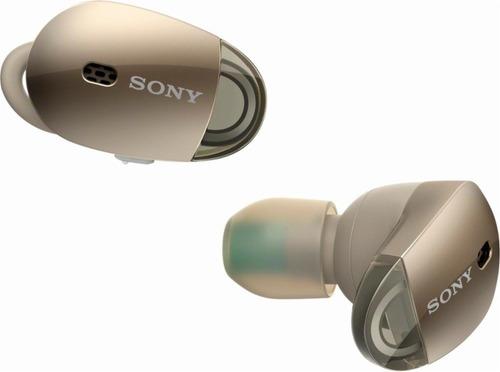 sony wf1000x true wireless inear cancelacion ruido champagne
