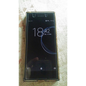 Sony Xa1 Libre 23 Mpx Completo Impecable 32 Gb Efect