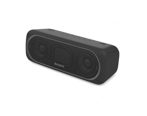 sony xb30 altavoz inalámbrico portátil con bluetooth, negro