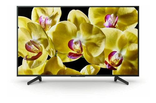 sony xbr 55x805g la8 55  4k uhd android smart tv