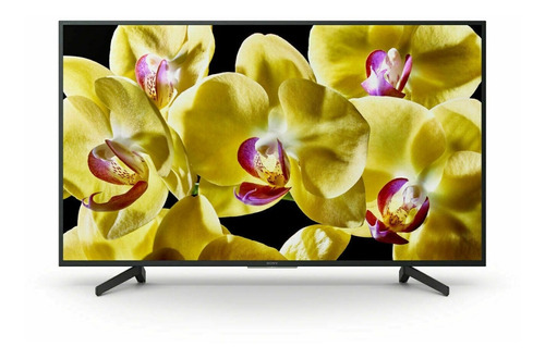 sony xbr 65x805g la8 65  4k uhd android smart tv
