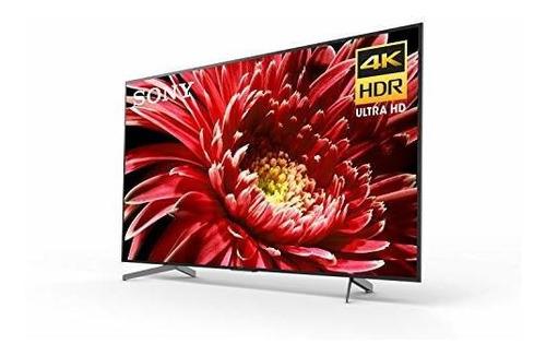 sony xbrx850g tv led 4k ultra hd de 85 pulgadas modelo 2019