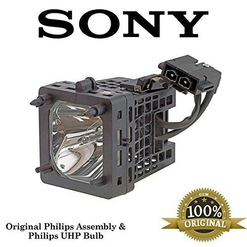 sony xl5200 posterior asamblea proyector de la tv con el bu