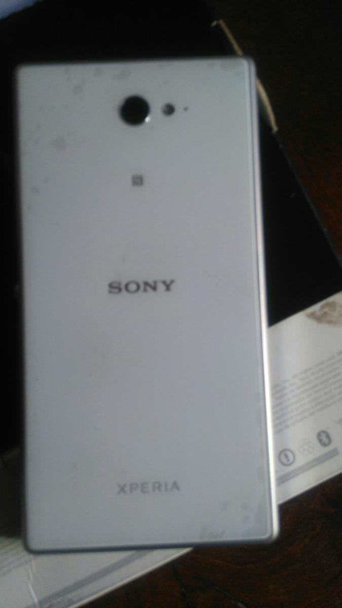 c4c090c5dfc Sony Xperia M2. 3g. Como Nuevo. Movistar - $ 1.800,00 en Mercado Libre