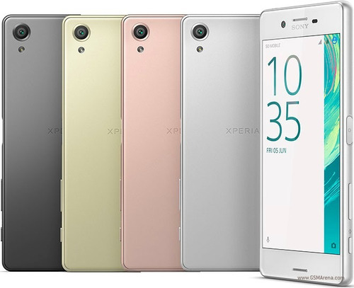 sony xperia x f5121 android 4g lte 23mpx 32gb