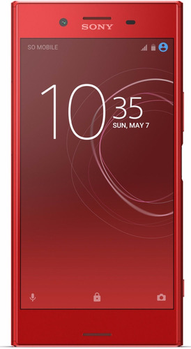 sony xperia xz premium red g8142 4gb 64gb dual sim duos