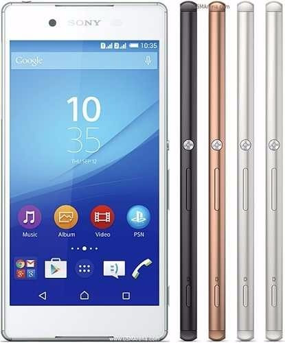 sony xperia z3+ plus e6553 nfc wifi gps android 32gb 4g lte