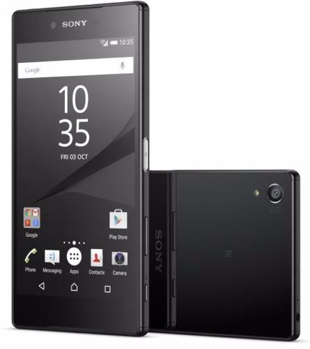 sony xperia z5 premium 4g lte 4k 32gb libre de fábrica msi