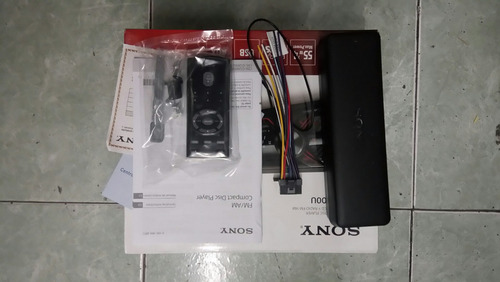 sony xplod autoestereo cdx-g1200u extra bass usb aux android