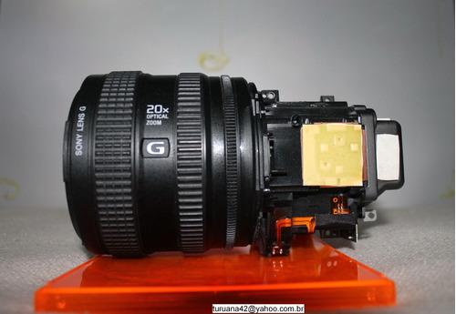 sony z5 conserto bloco de lentes grupo g