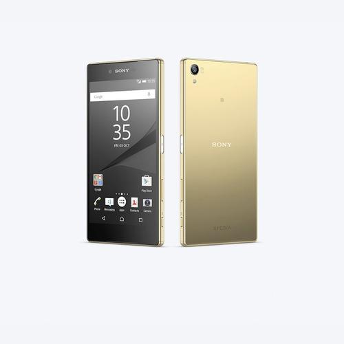 sony z5 premium 5.5' 4k touch id 4g 3gb ram 32gb 23mp dorado