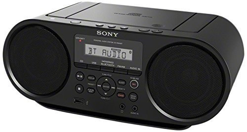 sony zs-rs60bt - radio cd (am fm 87.5 - 108 mhz 530 - 1710 k