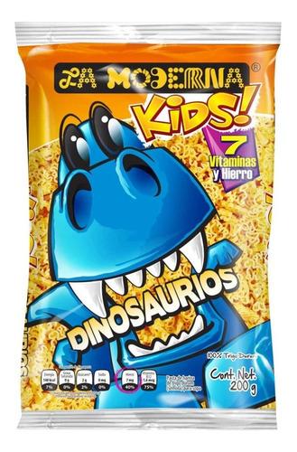 sopa de dinosaurios la moderna kids 200 g