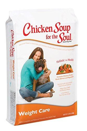 sopa de pollo para el alma weight care dog 30 lb