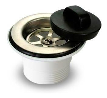 sopapa rejilla desagote pileta baño lavatorio 40 p/ vanitory