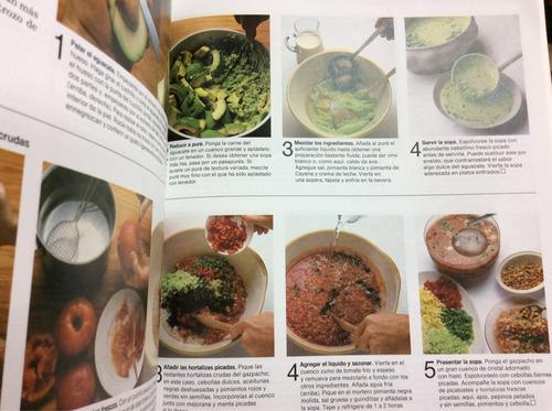 sopas ii - la buena cocina - paso a paso - folio