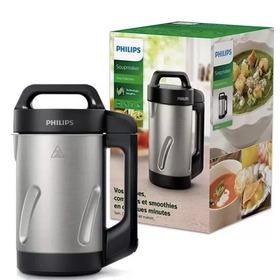Sopera Philips Hr2203 Soup Maker Licuados Con Recetario - Ki