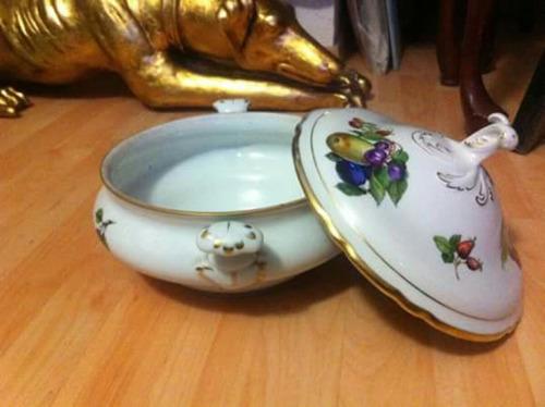 sopera porcelana de bavaria harmony