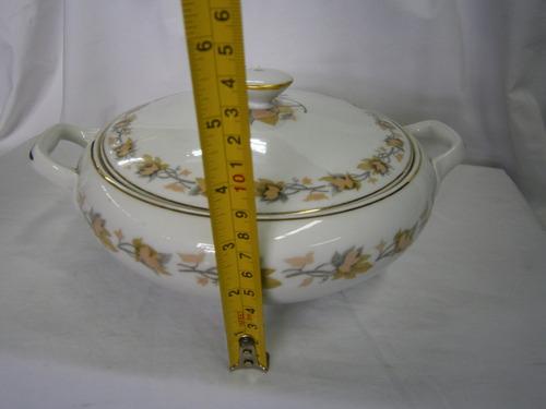 sopera porcelana royal china