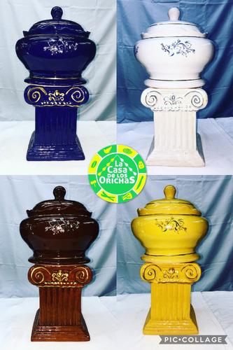 soperas de cerámica en combo