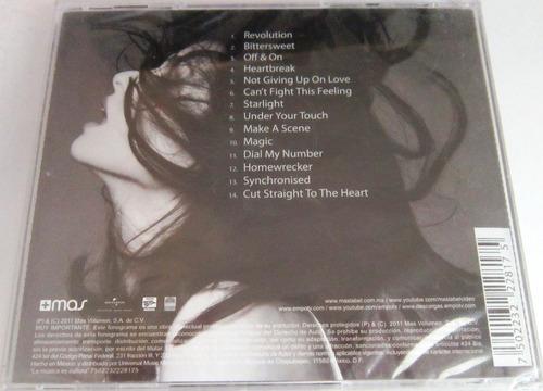 sophie ellis bextor - make a scene nuevo cd