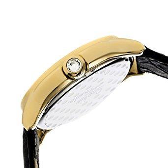 sophie y safsf2705 mónaco suiza negro mop / reloj de oro d