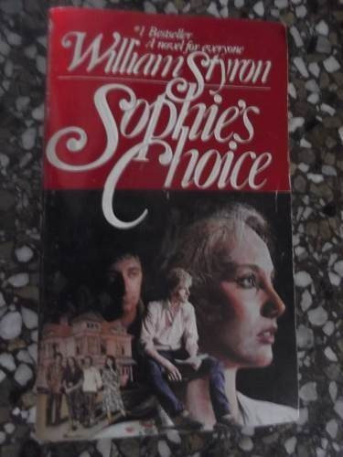 sophie's choice william styron en ingles original