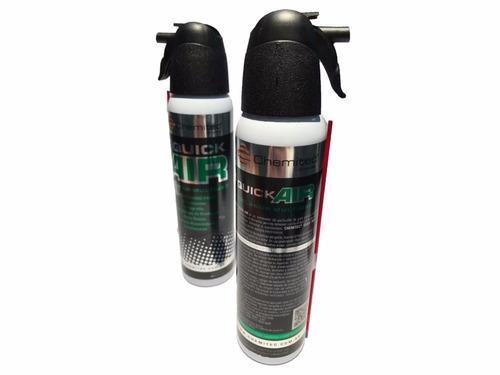 soplador aire comprimido aerosol chemitec 200gr pc  slot one