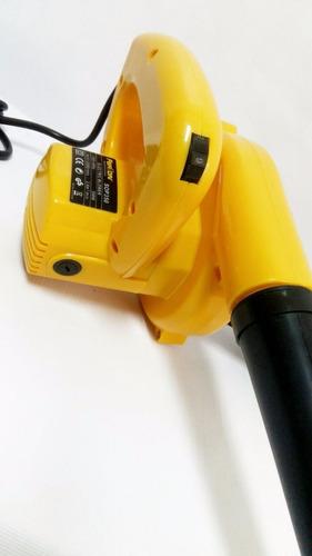 soplador aspirador blower polvo computador 6 vel 500w
