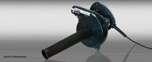 soplador-aspirador de polvo 500w, 1300rpm,operación 220vac.