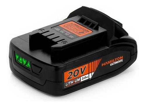 soplador aspirador hamilton inalambrico bateria 20v